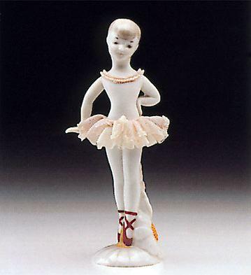 Ballet Lladro Figurine