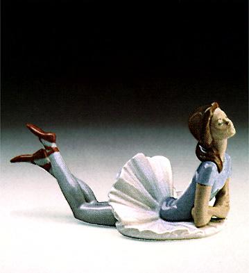 Ballet Blue - 4 Lladro Figurine