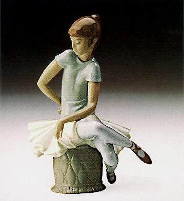 Ballet Blue - 6 Lladro Figurine