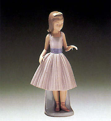 Ballet Girl Lladro Figurine