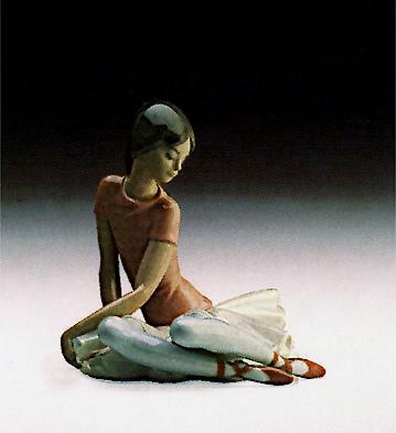 Ballet Pink - 2 Lladro Figurine