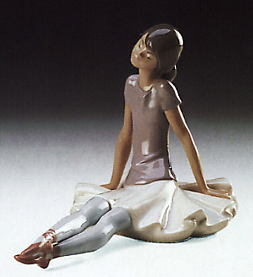 Ballet Purple - 1 Lladro Figurine