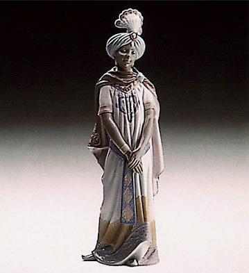 Baltasar's Page Lladro Figurine
