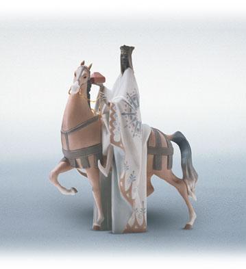 Balthasar Lladro Figurine