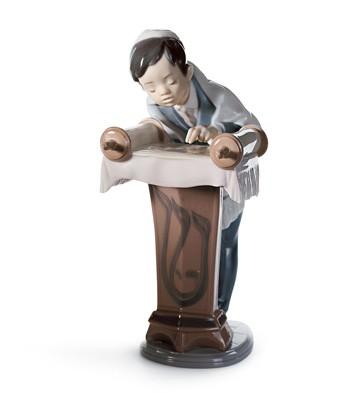 Bar Mitzvah Day Lladro Figurine