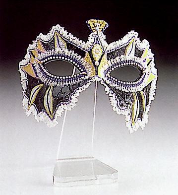 Bat Mask N.8 Lladro Figurine