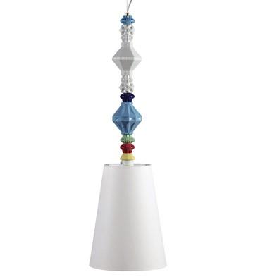 Bdn -pendant Lamp Ii -multicolor (us) Lladro Figurine