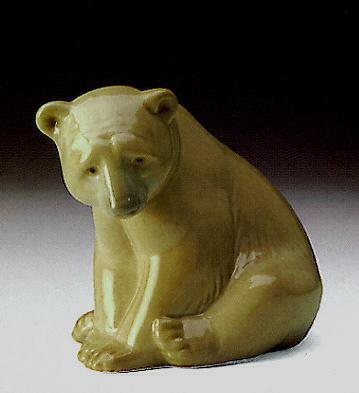 Bear Seated Lladro Figurine