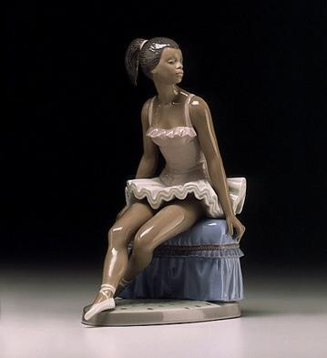Beautiful Ballerina Lladro Figurine