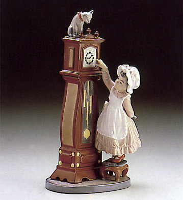 Bedtime Lladro Figurine