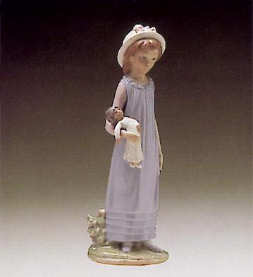 Belinda W-her Doll Lladro Figurine