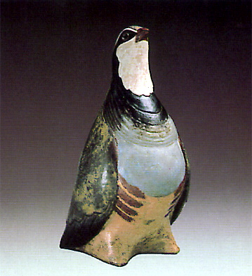 Big Partridge Lladro Figurine