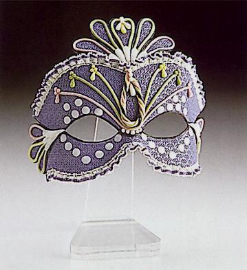 Bird Of Paradise Mask N.9 Lladro Figurine