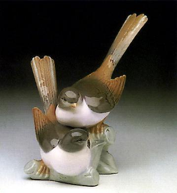 Birds Lladro Figurine