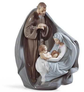Birth Of Jesus Lladro Figurine