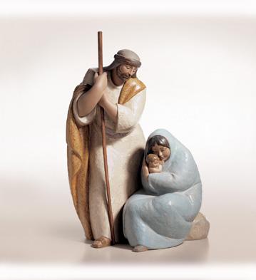 Blessed Event Lladro Figurine
