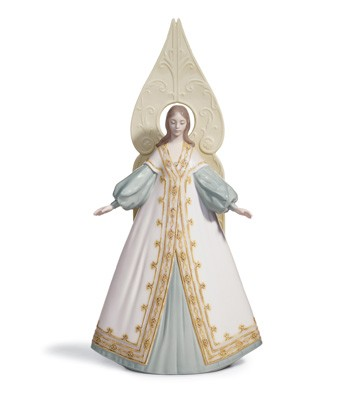 Blessing - Cantata Lladro Figurine