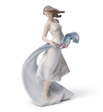Blissful Youth Lladro Figurine