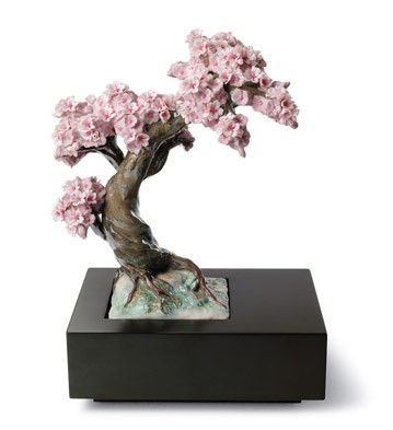 Blossoming Tree Lladro Figurine