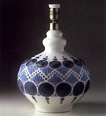 Blue Full Moon Lamp Lladro Figurine