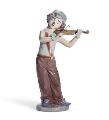 Bohemian Melodies Lladro Figurine