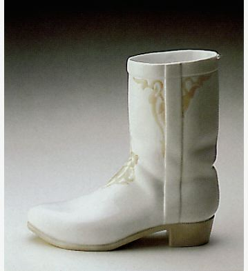 Boot Lladro Figurine