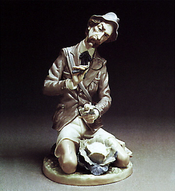 Botanic Lladro Figurine
