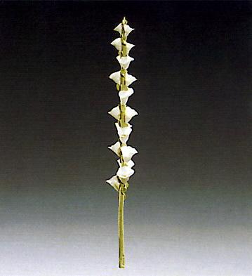 Bouquet Of Bellflower Lladro Figurine