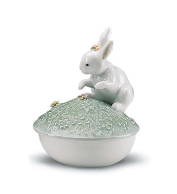 Box Lladro Figurine