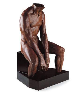 Boxer (l.e.) (b) Lladro Figurine
