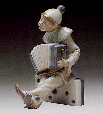 Boy Lladro Figurine
