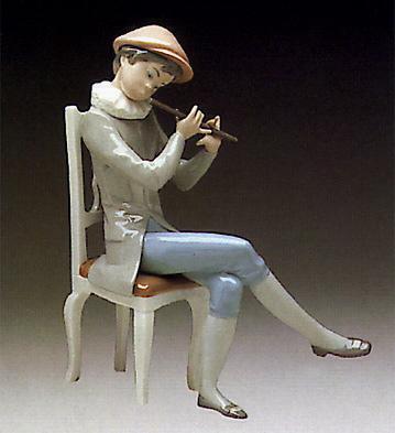 Boy Lladro Figurine