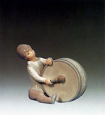 Boy With Drummer Lladro Figurine