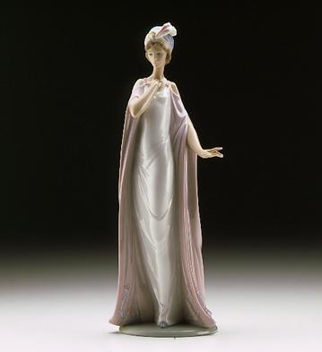 Breathless Lladro Figurine