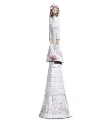 Bridal Bell Lladro Figurine