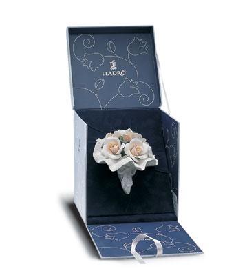 Bridal Bouquet (l.e.b) Lladro Figurine