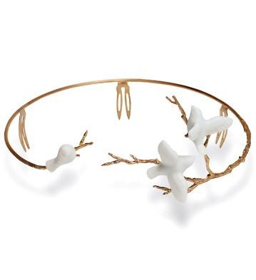Bridal Crown Magic Forest Lladro Figurine