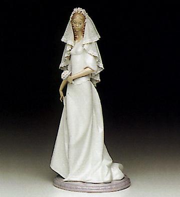 Bridal Portrait Lladro Figurine