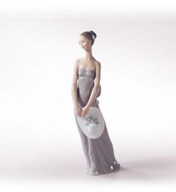 Bridesmaid Lladro Figurine