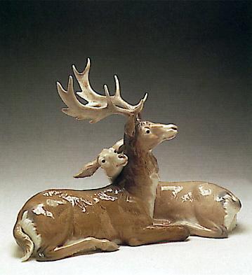 Bucks Lladro Figurine