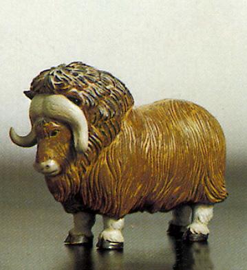 Buffalo Lladro Figurine