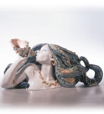 Call Of The Sea Lladro Figurine