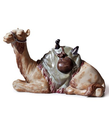 Camel Lladro Figurine