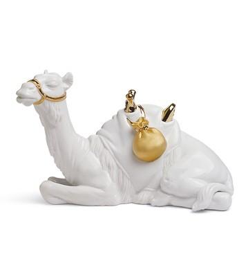 Camel (re-deco) Lladro Figurine