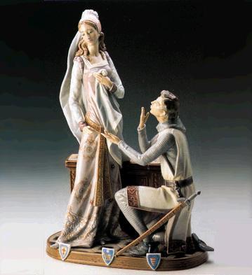Camelot (l.e.) Lladro Figurine