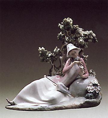 Campestrian Pleasure Lladro Figurine