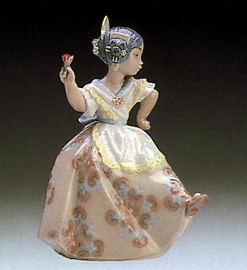 Carmencita Lladro Figurine