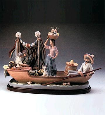 Carnaval Time (l.e.) (b) Lladro Figurine