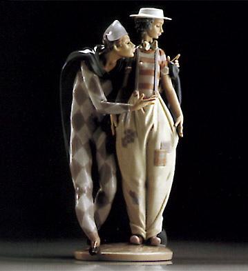 Carnival Companions Lladro Figurine