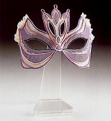 Cat Eyes Mask N.10 Lladro Figurine